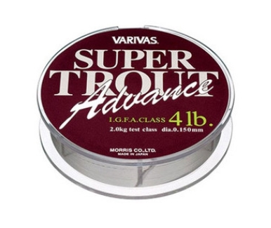 Varivas Super Trout Advance, Leurrestruites.com